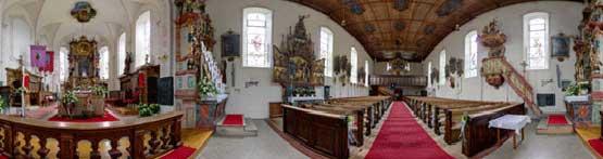Kirche Bartholomäberg