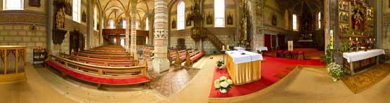 Kirche Silbertal